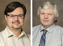 Ruslan Rafikov, PhD, and Evgeny Zemskov, PhD
