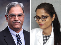 Vijay Gokhale, PhD, and Reena Chawla, PhD