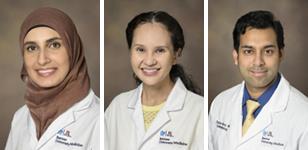 Department of Medicine Graduating 2018 Fellows Celebrate