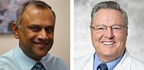 Bhaskar Banerjee, MD, and Oleh Haluszka, MD