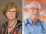 Drs. Deb Myers and Jon Schwartz