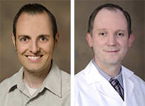 Drs. Michael Larson and Charles Hennemeyer