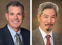 Drs. Daniel Malone and C. Kent Kwoh