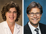 Drs. Merri Pendergrass and Patrick Chiasson