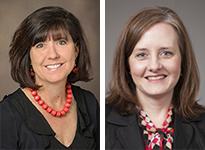 Drs. Monica Kraft and Julie Ledford