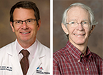 Drs. Robert Harland and Barry Morenz