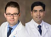Drs. Aaron Scott and Hemanth Gavini