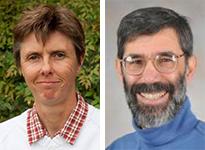 Drs. Lisa Shubitz and Neil Ampel