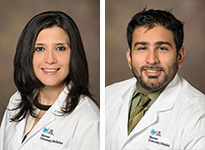 Drs. Gonzalez-Rios and Sidhu