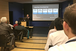 Johns Hopkins Dr. Bruce Leff delivers DOM Grand Rounds on Feb. 6 - photo #1
