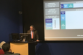 Johns Hopkins Dr. Bruce Leff delivers DOM Grand Rounds on Feb. 6 - photo #3