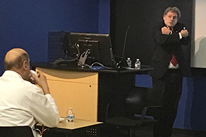 Medicine Grand Rounds with Dr. Steve Black - photo #2