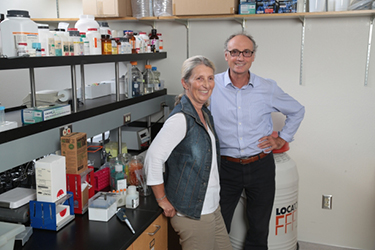Donato Romagnolo, PhD, and Ornella Selmin, PhD, win  million DOD grant to study breast cancer and soy consumption