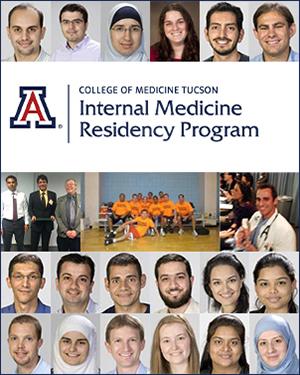 Teaser image for Kudos article for Internal Medicine Residency Program – Tucson Campus (03-2013 to 05-2013)