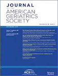 September 2017 cover of the Journal of the American Geriatrics Society (JAGS)