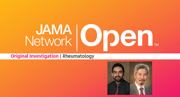 JAMA Network Open posts article by Drs. Jawad Bilal and C. Kent Kwoh