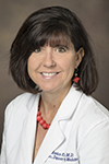 Dr. Monica Kraft, chair of the University of Arizona Department of Medicine