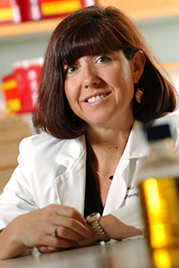 Monica Kraft, MD, chair of the UA Department of Medicine