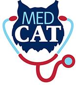 University of Arizona MedCat for Life logo