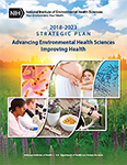 Cover of NIEHS Strategic Plan 2018-23