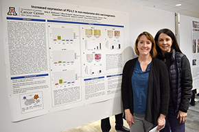 Attendees at 3rd Annual P.I. Poster Session - photo #3