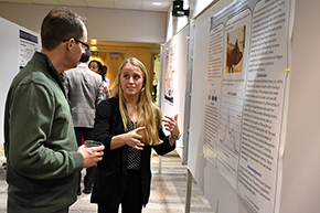 Attendees at 3rd Annual P.I. Poster Session - photo #10