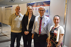 Attendees at 3rd Annual P.I. Poster Session - photo #11