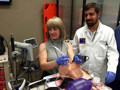 Pulmonary & Critical Care Medicine Fellowship   Department