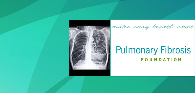 Pulmonary Fibrosis Foundation banner image