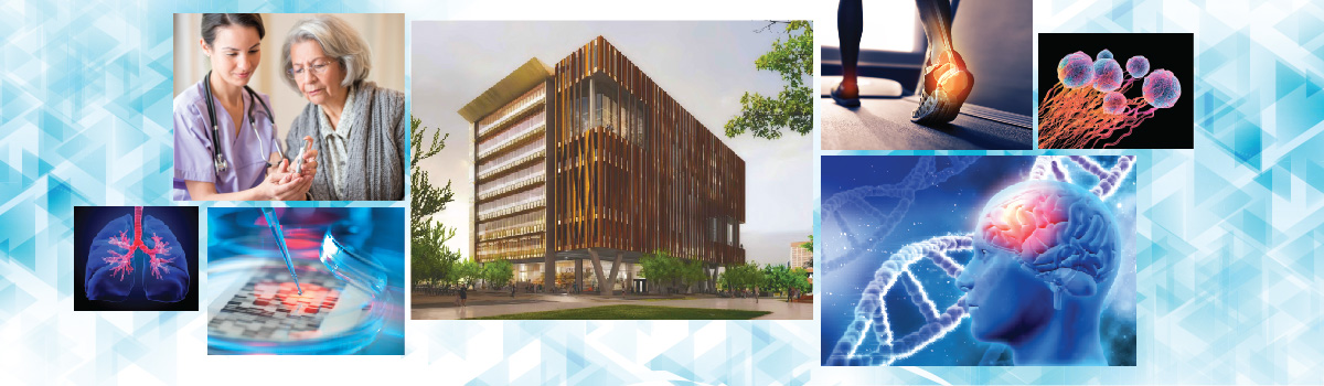 Illustrative image for the HSIB building and medical research at the UA College of Medicine – Tucson