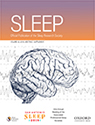 Cover of SLEEP supplement to national sleep medicine conference - Summer 2019