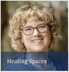 Teaser image for article on Dr. Esther Sternberg and 'Healing Spaces'