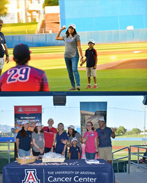 Teaser image for this story on Strike Out Cancer Night at Kino Baseball League.