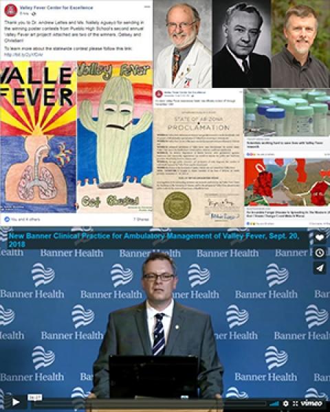 Teaser image for Valley Fever Awareness Week story