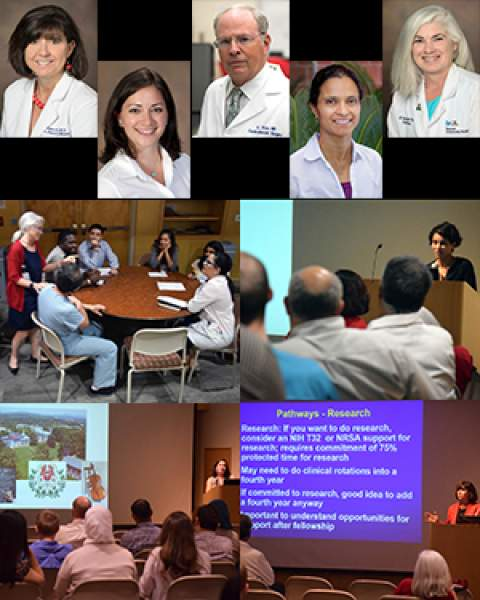 Teaser image for Third Annual Fellows Retreat at University of Arizona Department of Medicine