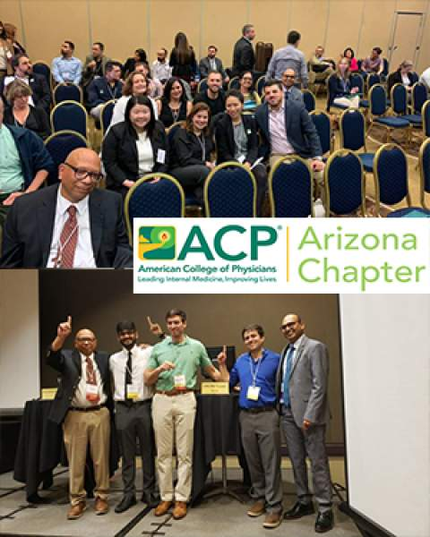 Teaser image for story on 2019 ACP Arizona Chapter Scientific Meeting results