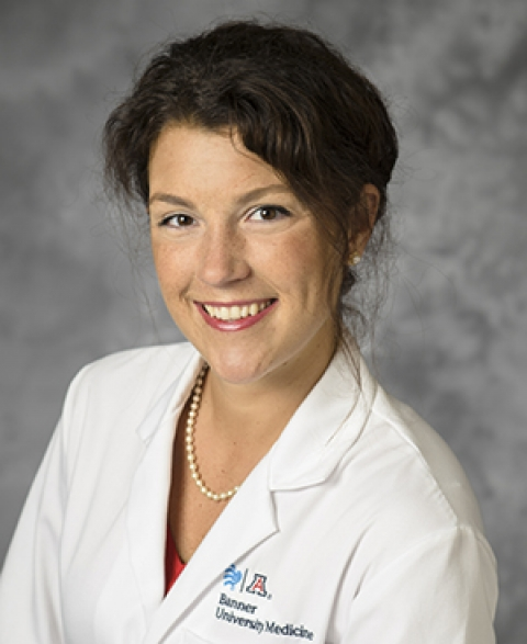 Dr. Sophia Airhart, cardiologist