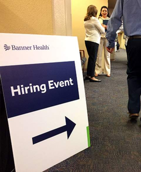 Teaser image for Banner Health Hiring Event