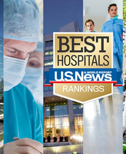 Best Hospitals in U.S. News & World Reports icon/image