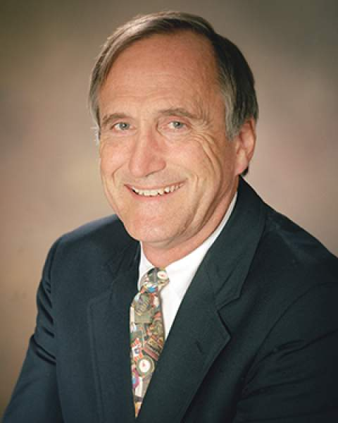 Dr. Thomas D. Boyer - portrait