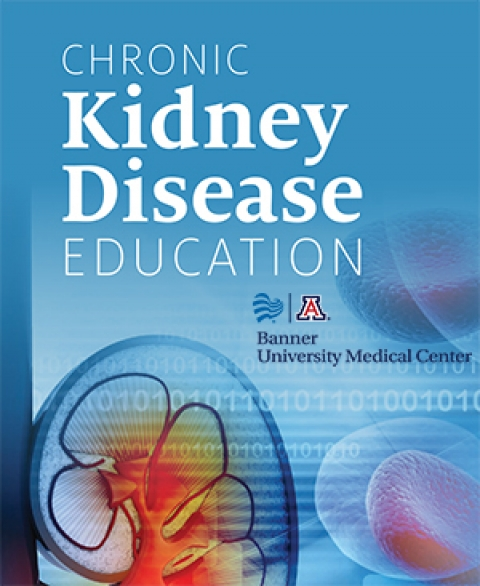 Banner - UMC Tucson CKD Classes logo