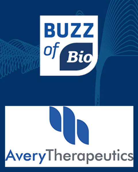 Teaser image for Buzz of Bio award for UA-spinoff Avery Therapeutics