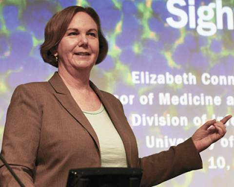 "Elizabeth ""Liz"" Connick, MD, chief, University of Arizona Division of Infectious Diseases"