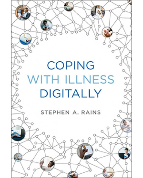 """""""Coping with Illness Digitally"""" book cover"""