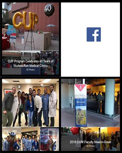 Teaser image for DOM Facebook posts in October 2018