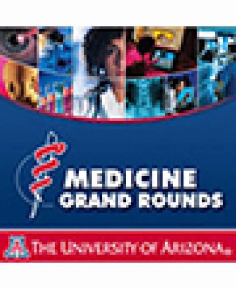 Medicine Grand Rounds logo