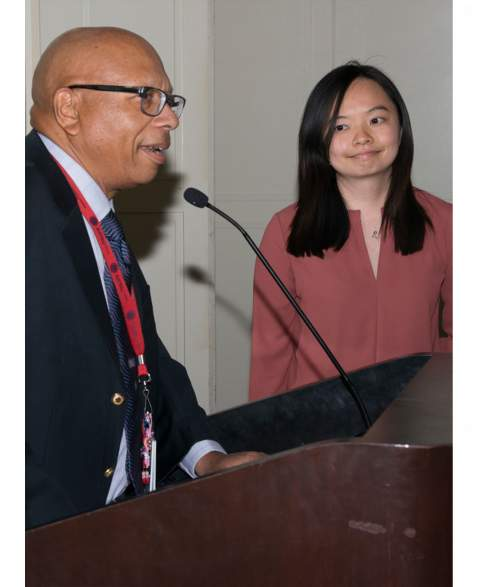 Eugene Trowers, MD, and Kai Rou Tey, MD