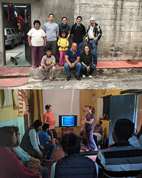 Dr. Vivian Shi on medical mission to Chiapas, Mexico