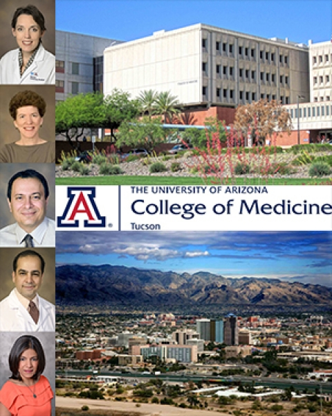 Drs. Jen Cook, Janet Funk, Reza Movahed, Afshin Sam and Rachna Shroff picked for COM-T committees