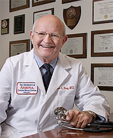 Dr. Gordon A. Ewy